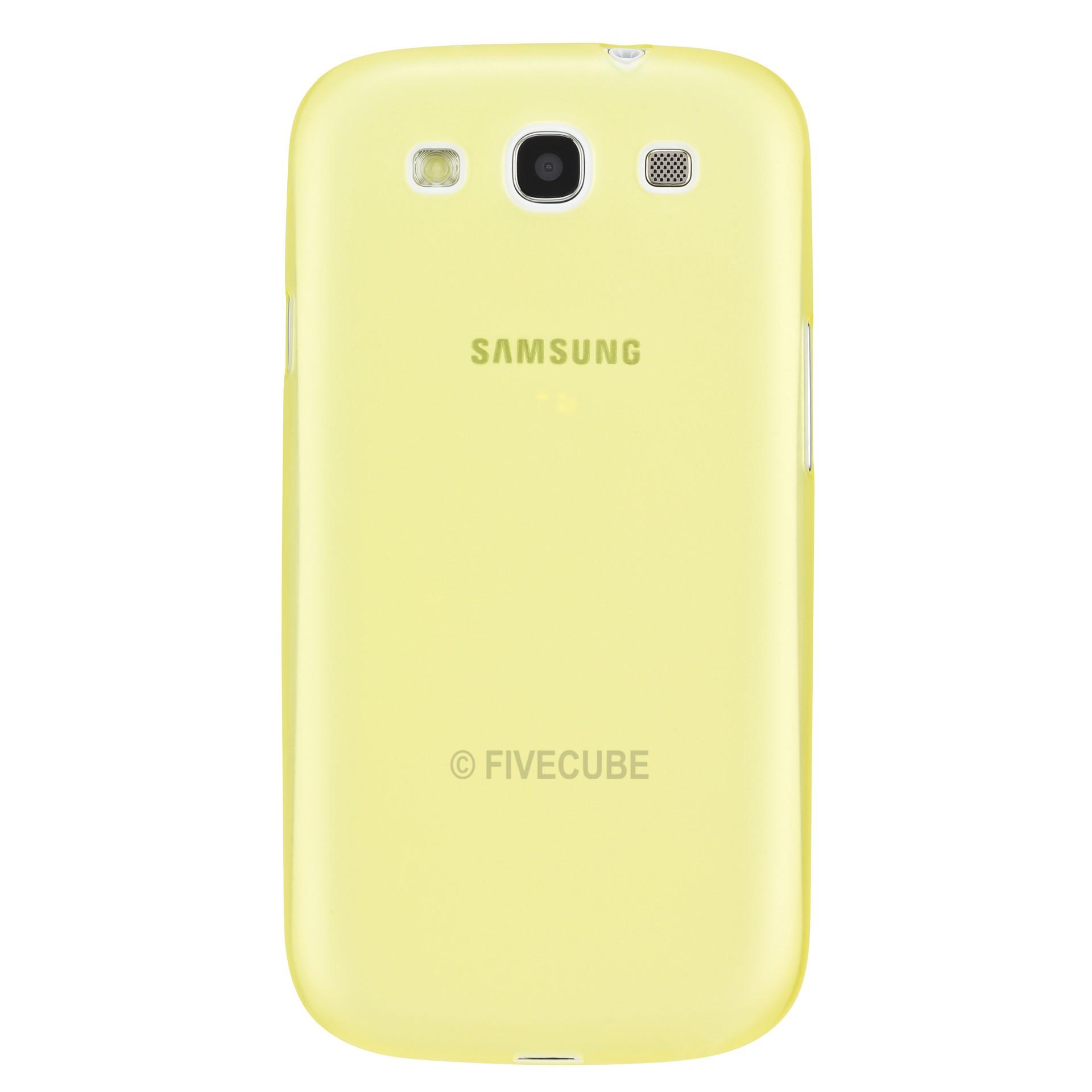 Yemota Pro Slimcase für Samsung Galaxy S3 - Gelb