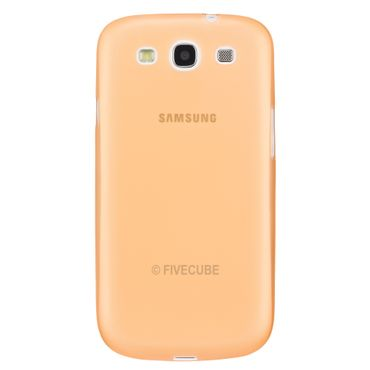 Yemota Pro Slimcase für Samsung Galaxy S3 - Orange
