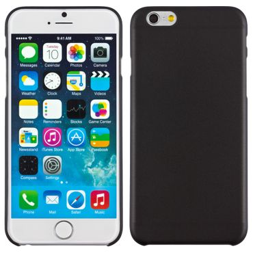 Yemota Pro Slimcase iPhone 6 - Schwarz