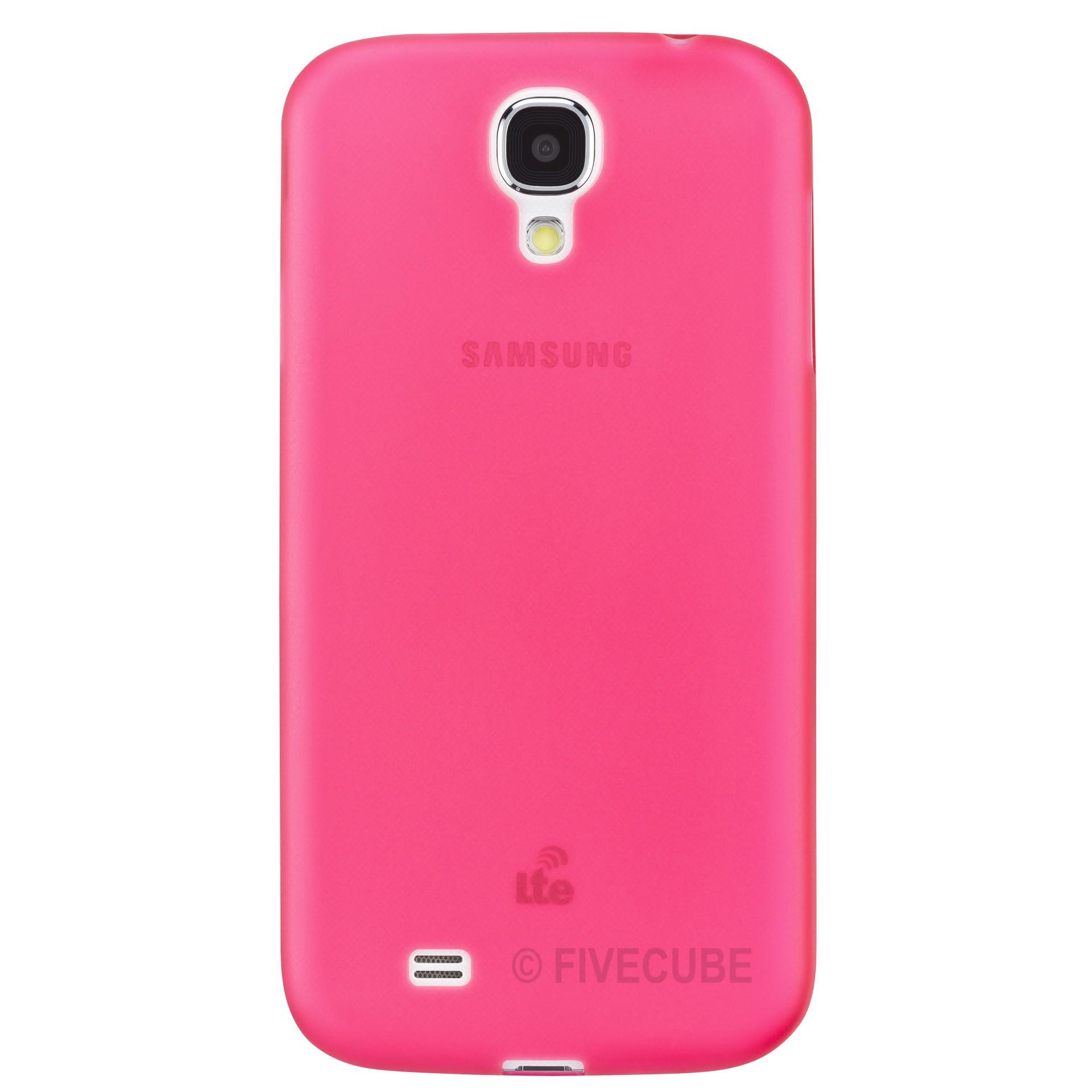 Yemota Pro Slimcase für Samsung Galaxy S4 mini - Rot