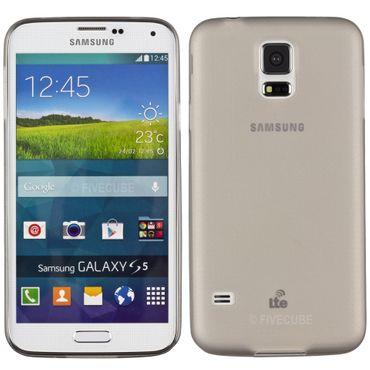 Yemota Pro Slimcase für Samsung Galaxy S5 mini - Grau