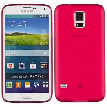 Yemota Pro Slimcase für Samsung Galaxy S5 mini - Rot