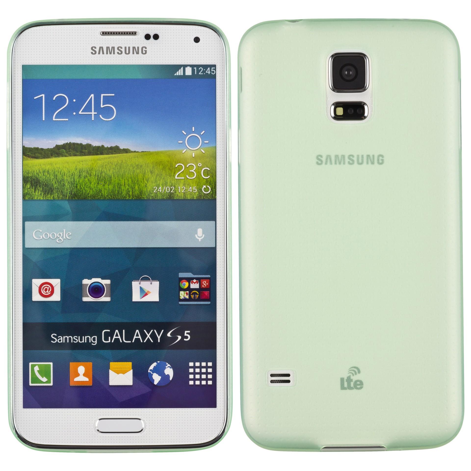 Yemota Pro Slimcase für Samsung Galaxy S5 mini - Grün