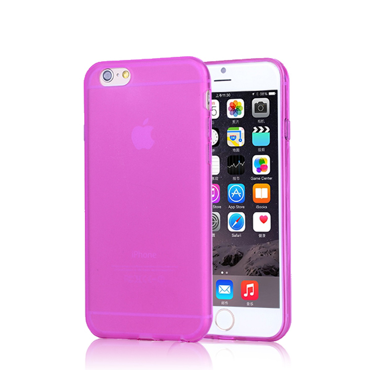 Yemota Pro Softcase iPhone 6s - Pink
