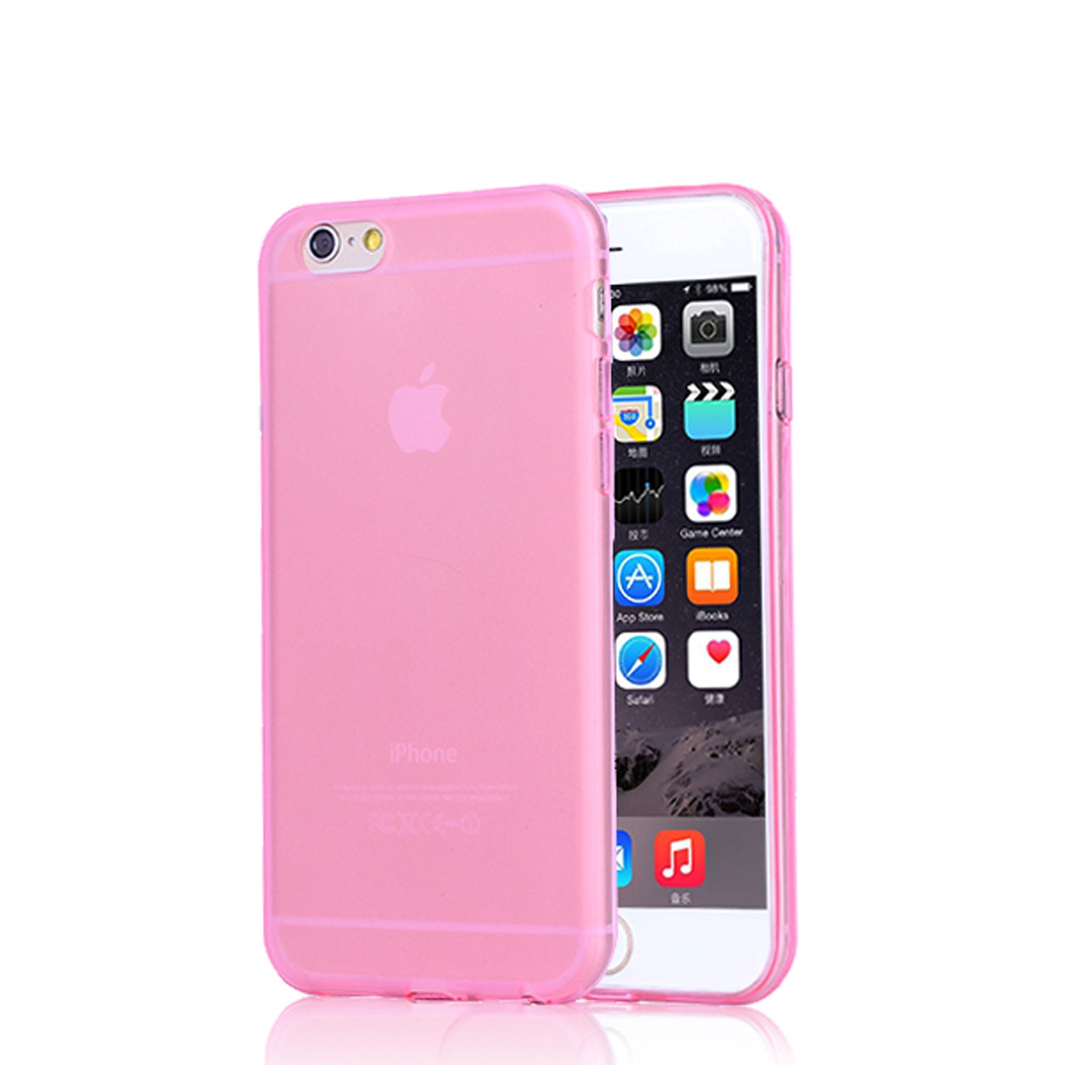 Yemota Pro Softcase iPhone 6s - Rosa