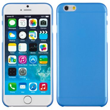 Yemota Pro Slimcase iPhone 6s - Blau