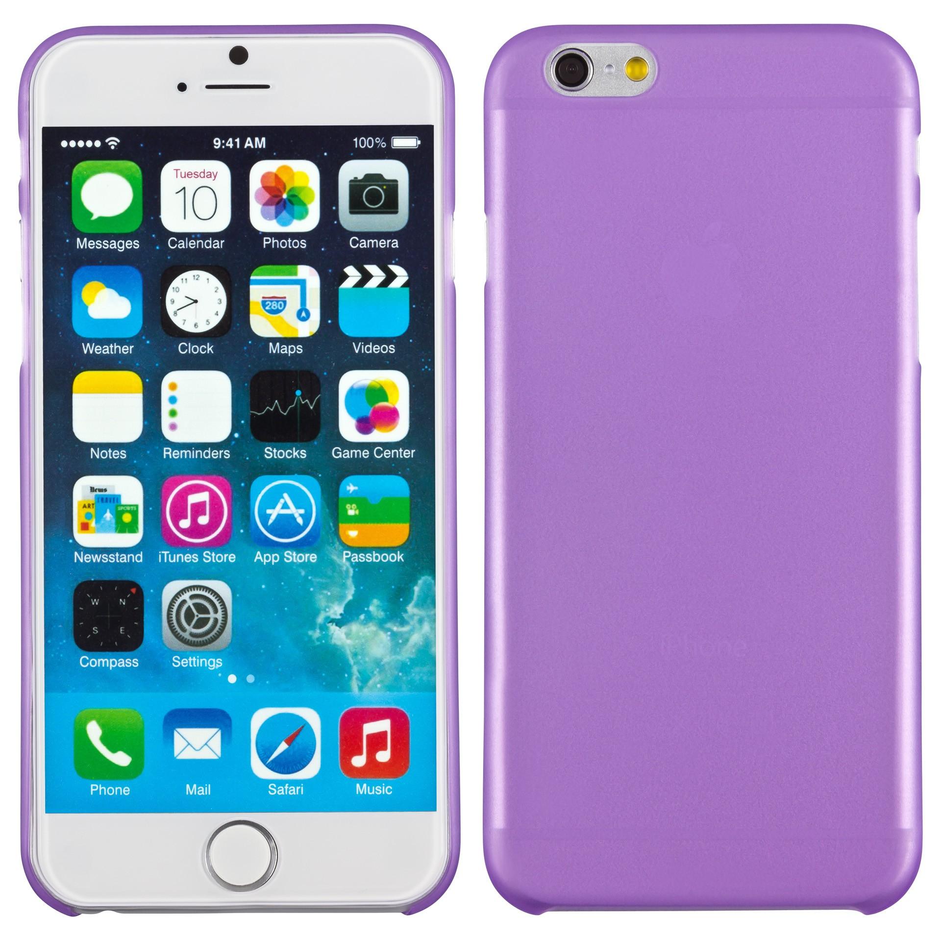 Yemota Pro Slimcase iPhone 6s - Lila