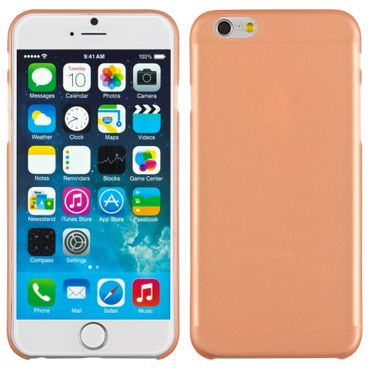 Yemota Pro Slimcase iPhone 6s - Orange