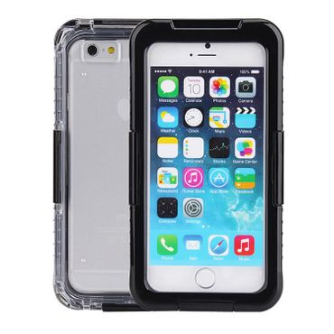 Yemota Pro Waterproof Case iPhone 6 Plus / 6s Plus- Schwarz - Thumb 1