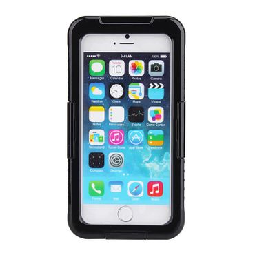 Yemota Pro Waterproof Case iPhone 6 Plus / 6s Plus- Schwarz - Thumb 2