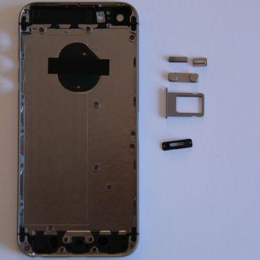 Housingcover Hybrid für iPhone 5 - Grau - Thumb 2