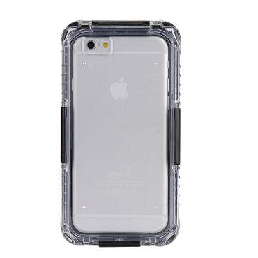 Yemota Pro Waterproof Case iPhone 6 / 6S - Schwarz - Thumb 3