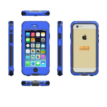 Yemota Pro Waterproof 3m Case iPhone 6 / 6S - Blau