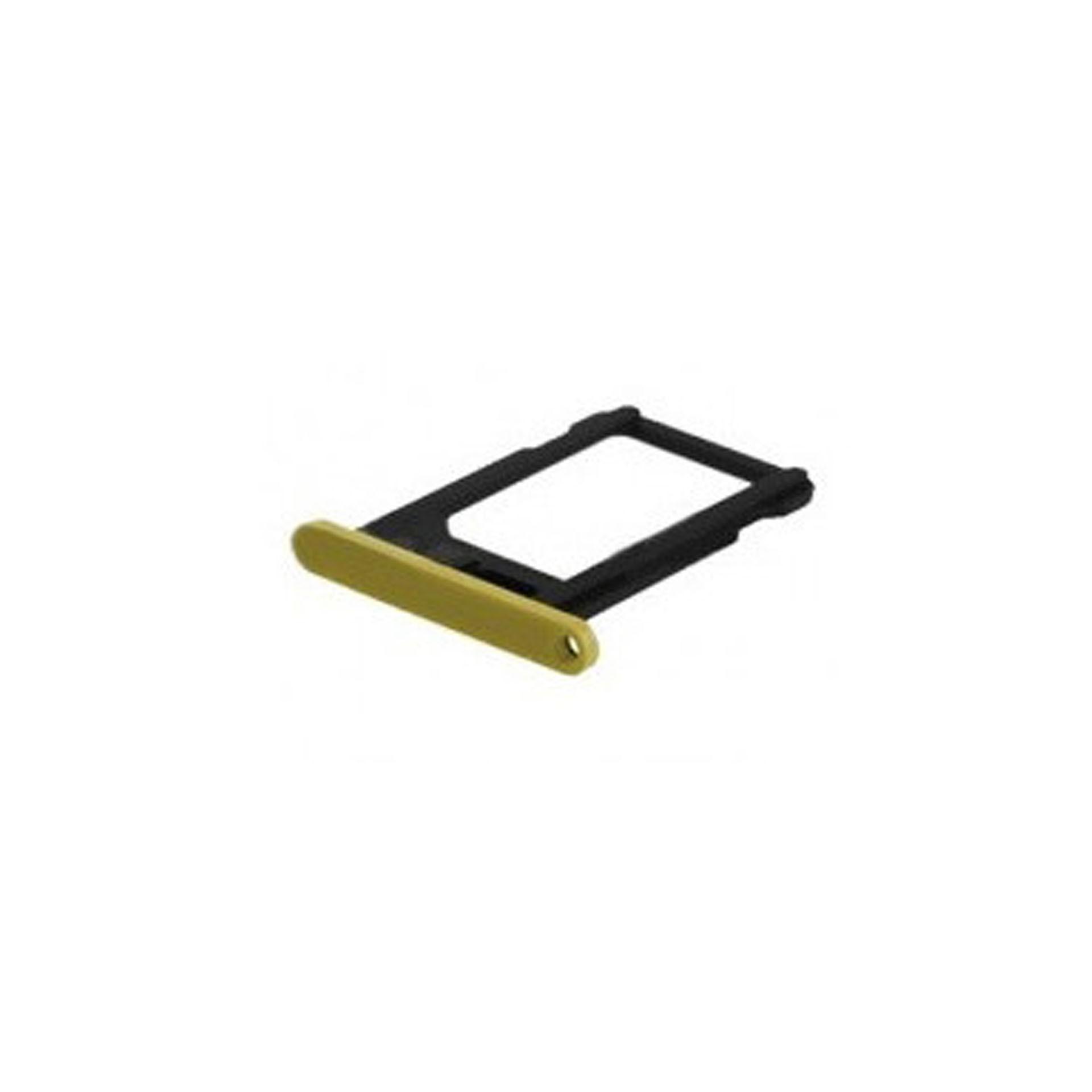 EXO Phone Sim Holder für iPhone 5c - Gelb