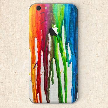 Kritzel Case Color Splash für iPhone 6 - KR107