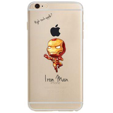 Kritzel Case iPhone 6 / 6s - Iron Man - Thumb 2