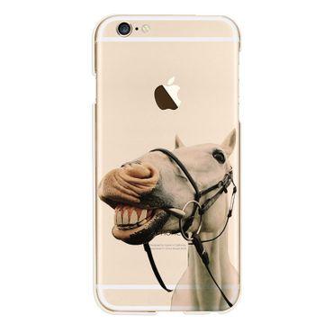 Kritzel Case Funky Collection für iPhone 6 / 6s - Pferd #11
