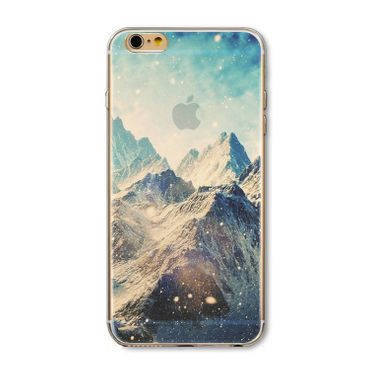 Kritzel Case Nature Collection für iPhone 6 / 6s - #20