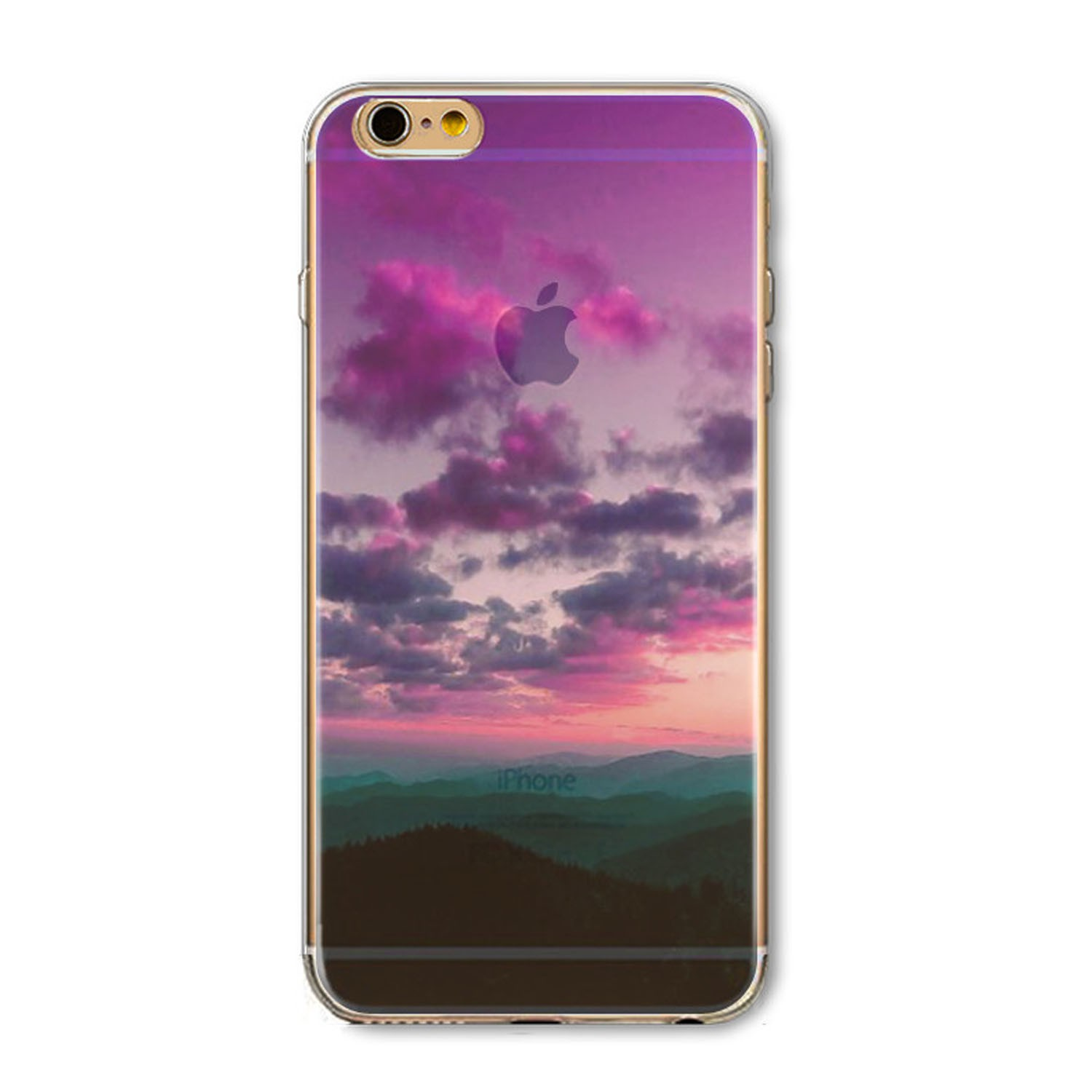 Kritzel Case Nature Collection für iPhone 6 / 6s - #22