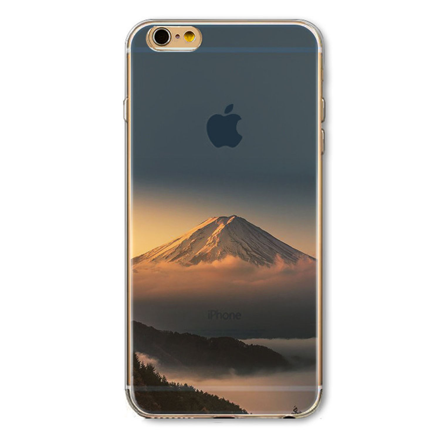 Kritzel Case Nature Collection für iPhone 6 / 6s - #27