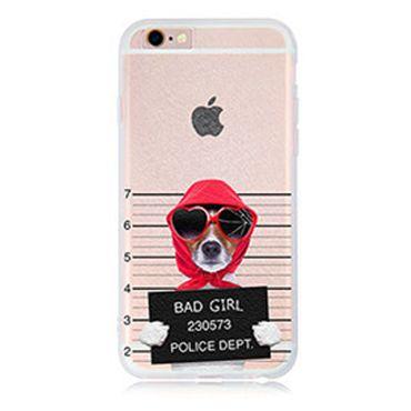 Kritzel Case Funky Collection für iPhone 6 / 6s - #33
