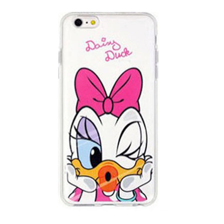 Kritzel Case iPhone 6 / 6s - Daisy Duck