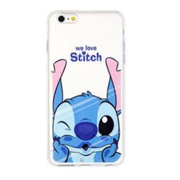 Kritzel Case iPhone 6 / 6s - Stitch