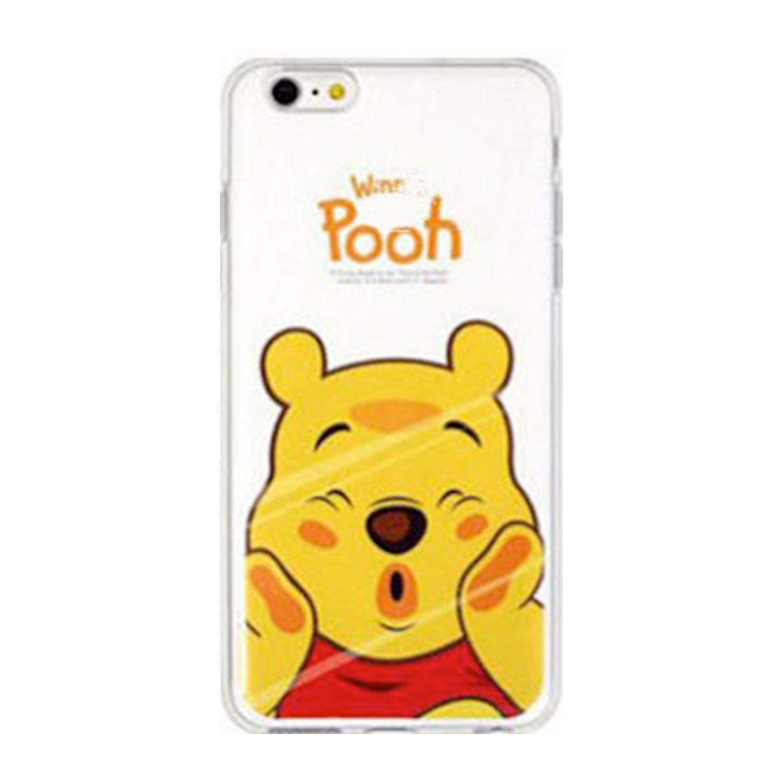 Kritzel Case iPhone 6 / 6s - Winnie the Pooh