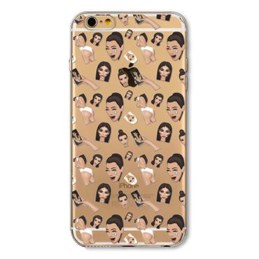 Kritzel Case Emoji Collection iPhone 6 / 6s - Kimoji 5