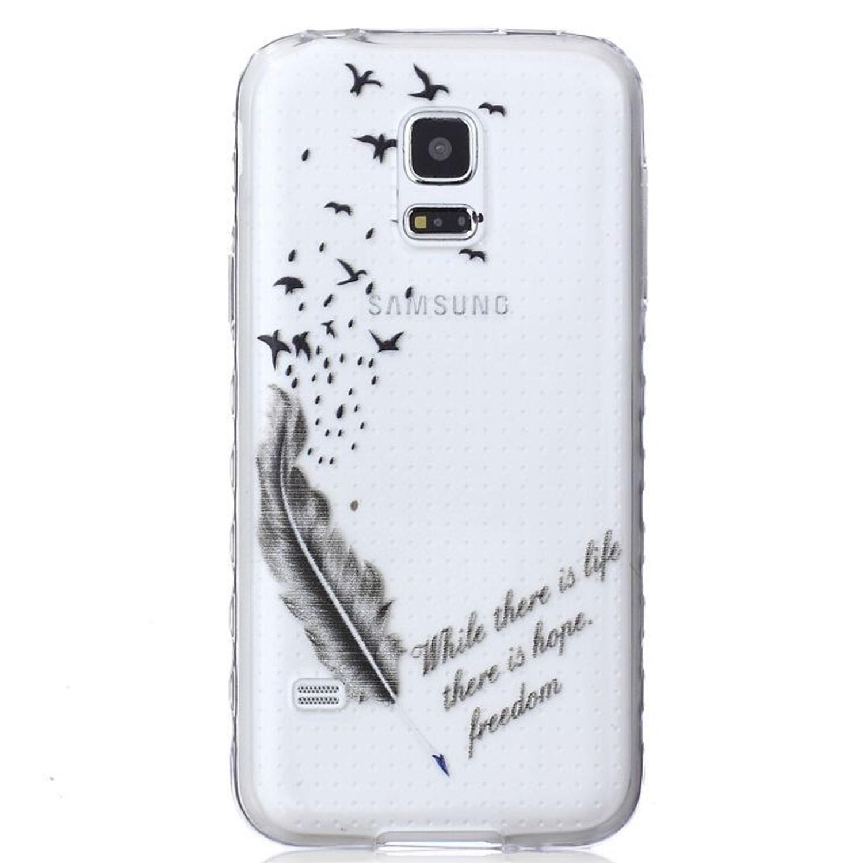Kritzel Case Funky Collection für Samsung Galaxy S5 mini - #48