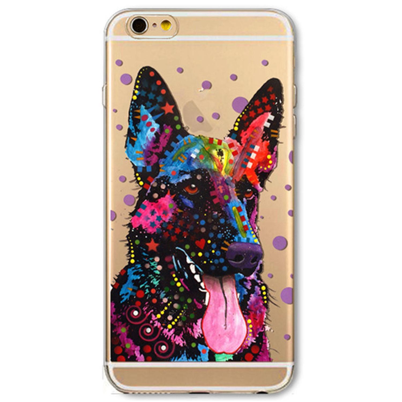 Kritzel Case für iPhone 6 / 6s - Mod. #61