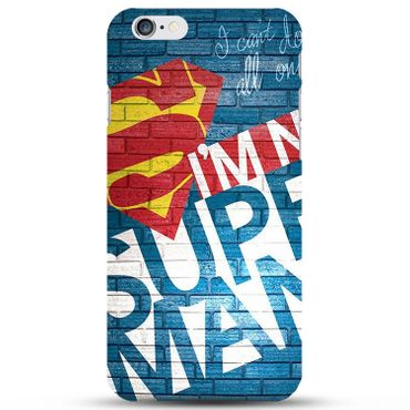 Kritzel Superheroes Collection Case für iPhone 6 / 6s - #5