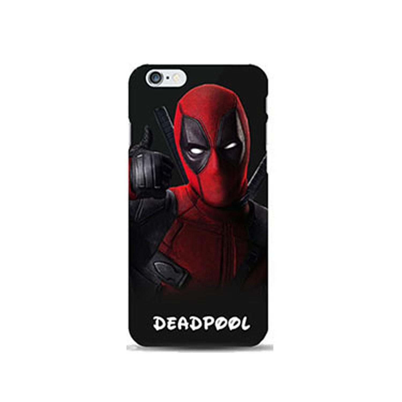 Kritzel Superheroes Collection Case für iPhone 6 / 6s - #8