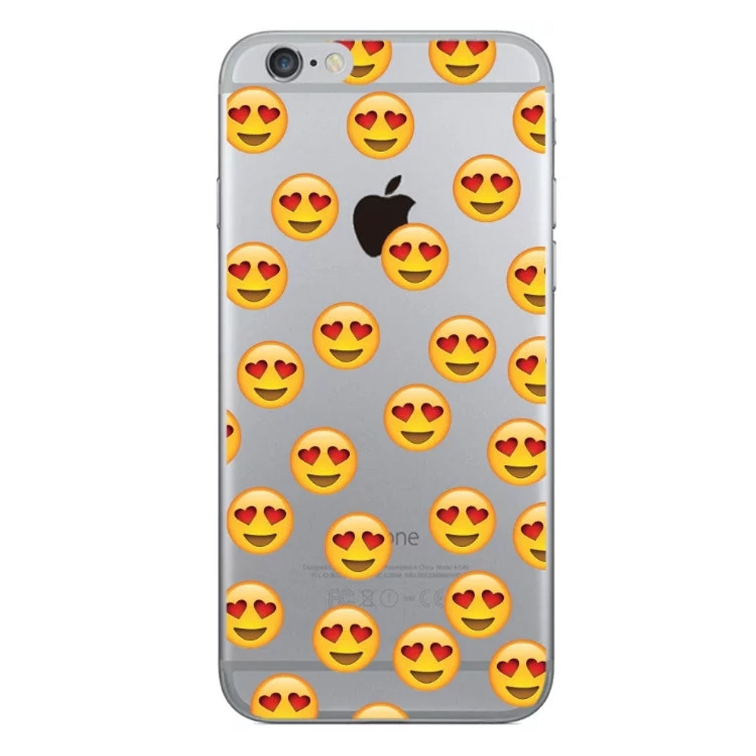 Kritzel Case Emoji Collection iPhone 6 / 6s - #66