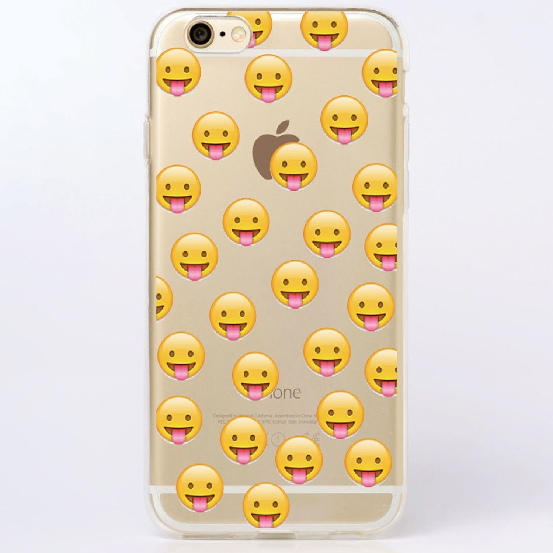 Kritzel Case Emoji Collection iPhone 6 plus / 6s plus - #68