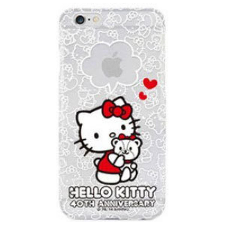 Kritzel Case für iPhone 6 / 6s - Hello Kitty #5