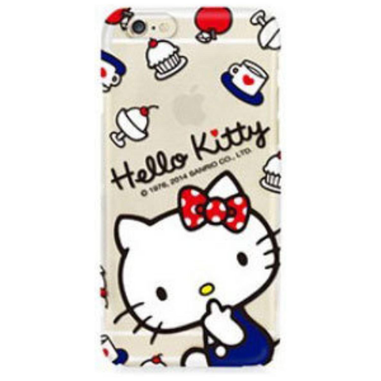 Kritzel Case für iPhone 6 Plus / 6s Plus - Hello Kitty #6