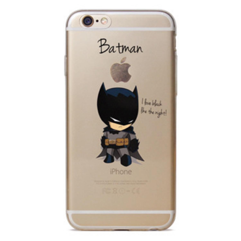 Kritzel Case iPhone 6 / 6s - Batman