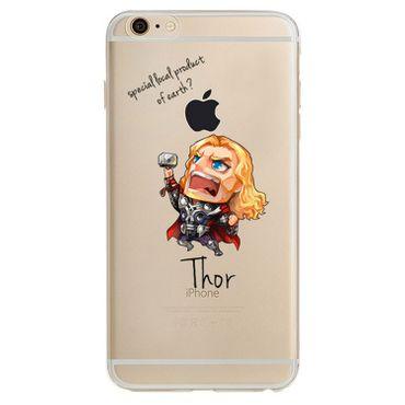Kritzel Case iPhone 6 / 6s - Thor