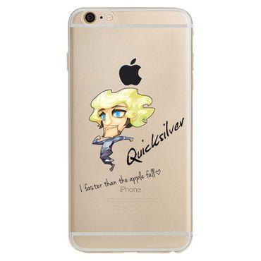 Kritzel Case iPhone 6 / 6s - Quicksilver