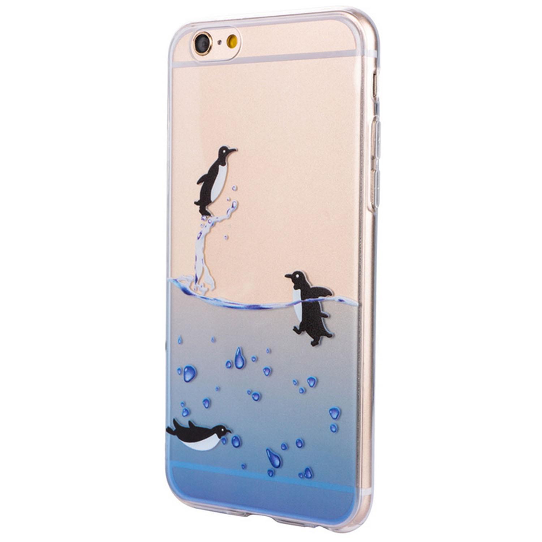 Kritzel Case für iPhone 6 / 6s - Mod. #81
