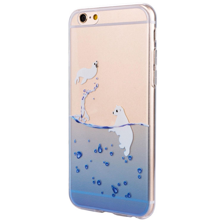 Kritzel Case für iPhone 6 / 6s - Mod. #82