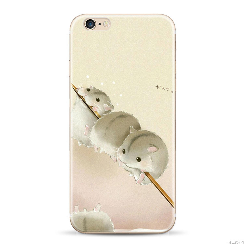 Kritzel Case für iPhone 6 / 6s - Mod. #84