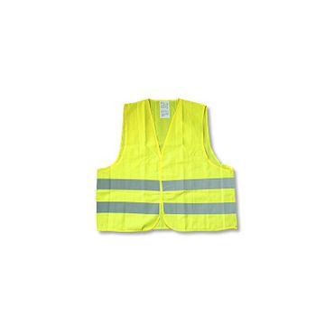 Sicherheits-Warnweste DIN EN 471 gelb