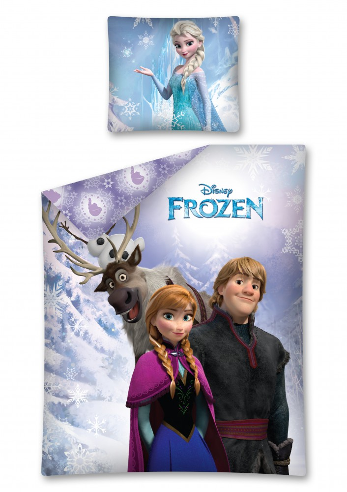 Disney Frozen Die Eiskonigin Bettwasche Bettgarnitur 140 X 200