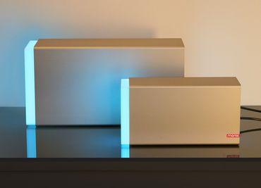 Lichtquader ERASER 380 silber LED – Bild 2