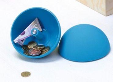 GIRO Spardose blau – Bild 2