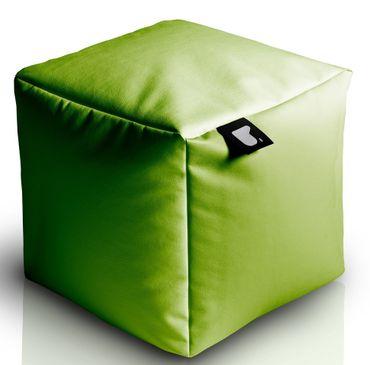 B-bag B-box Sitzhocker limettengrün – Bild 1