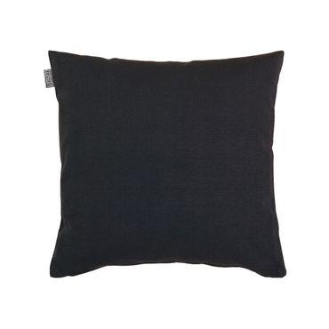 Linum Annabell H01 Kissenhülle 40 x 40 schwarz