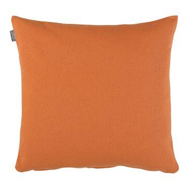 Kissenhülle PEPPER D51 50x50 orange von Linum